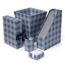 aqua blue desk accessories blue plaid desk accessories nina cbell aqua blue pinterest
