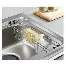 kitchen sink cabinet sponge holder kitchen sink sponge holder home garden ebayshopkorea