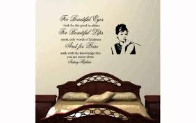 audrey hepburn wall decal youtube