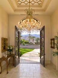 how to decorate a foyer in a home 20 stunning entryways and front door designs hgtv