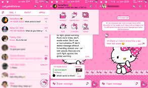 pink dot kitty gbwhatsapp 5 50 ladypinkilicious