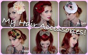 fascinators hair accessories flower bow fascinator pinup hair accessory collection by cherry