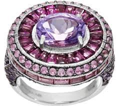 online get cheap amethyst butterfly judith ripka u2014 rings u2014 jewelry u2014 qvc com