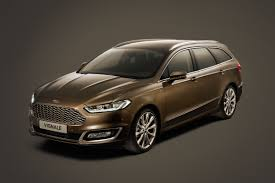 2017 ford mondeo vignale estate car ford pinterest ford