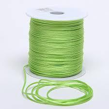 rattail cord 2mm satin rat cord beige 2mm x 100 yards buy 2mm satin