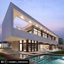 repost modern mansions with repostapp super villa by wolf