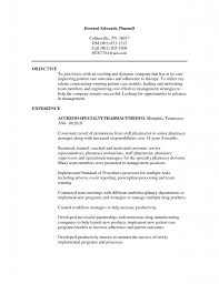 Sample Banking Resumes by Pharmacy Manager Resume Sample Free Resume Example And Writing