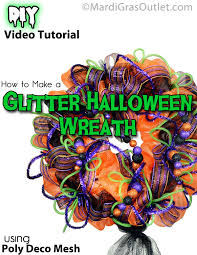 mardi gras outlet deco mesh party ideas by mardi gras outlet tutorial glitter