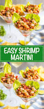 martini fancy shrimp martini appetizer family food on the table