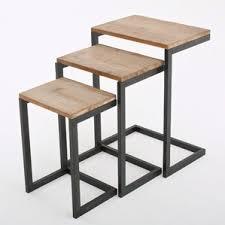 Modern Accent Table Modern Side End Tables Allmodern