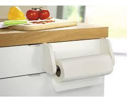 porte rouleau cuisine porte rouleau de papier de cuisine v408 blanc acheter sur hornbach ch