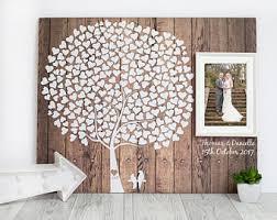 wedding signing frame signature frame etsy