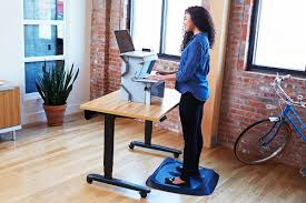 anti fatigue mat for standing desk amazing topo ergodriven not flat standing desk anti fatigue mat