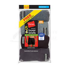 Hanes Our Most Comfortable Hanes Classics Mens Traditional Fit Comfortsoft Tagless Black Grey