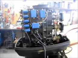 150 hp force outboard runs like new from greenbayprop youtube