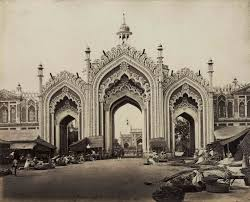 american colonial architecture early british colonial travellers show earliest images of india