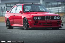 bmw e30 modified an e30 m3 with dtm aspirations speedhunters