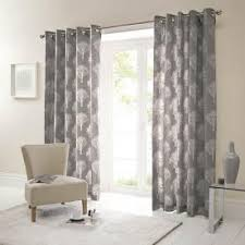 Charcoal Drapes Grey Curtains Modern Curtains Terrys Fabrics