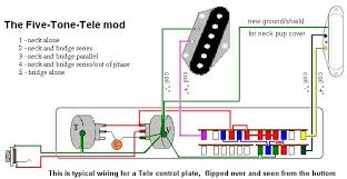 les paul style toggle pickup switch on a tele telecaster guitar