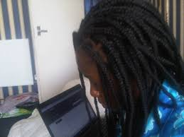 How To Dread Hair Extensions by African Naturalistas Yarn Braids On Natural Hair