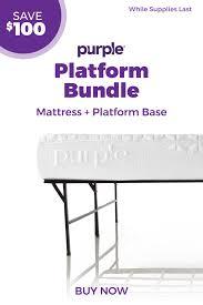 the purple mattress free shipping u0026 returns 100 night trial