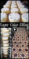 new layer cake video series part 1 freezing cake cake