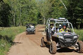 Casinos In Wisconsin Map by Best Atv Utv Trails In The Upper Midwest Black River Country