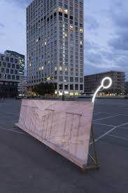 bureau a ground by bureau a temporary structures