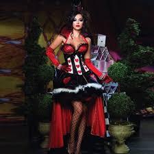 aliexpress com buy alice in wonderland costume women queen of