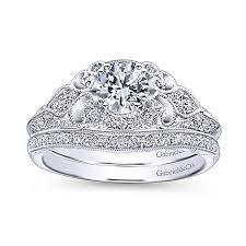 rings gold white images Abel 14k white gold round halo engagement ring er11865r0w44jj jpg