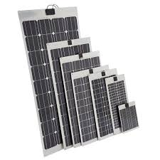 solar panels biard 150w semi flexible solar panel