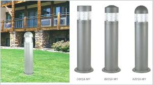 concrete bollard lighting fixtures bollard light fixtures s ing bega bollard light fixtures dulaccc me