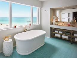 New Waves Bathtub The Most Amazing Hotel Bathrooms In The Us