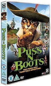 puss boots dreamworks dvd amazon uk jerome
