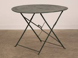 Antique Bistro Table Inspiring Black Indoor Iron Bistro Table By Dibor