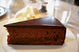 travel to austria with this viennese chocolate cake biniblog