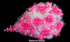 quinceanera bouquets quinceanera teardrop flower bouquet