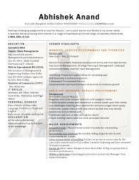 Sample Pdf Resume by Resume Example Free Resume Format Sample Download Resume Format