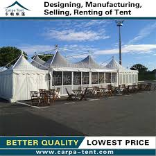 Backyard Gazebos For Sale by 3x3 Mtrs Waterproof White Fabric Outdoor Gazebos Rain Proof Fabric