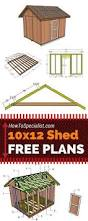 Free Do It Yourself Shed Building Plans by How To Build A Shed On The Cheap Cheap Storage Storage And