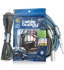 Amazon Organizer Amazon Com Cable Buddy 5 Pack Black Cable Organizer Ties With
