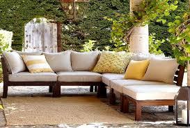 Wood Outdoor Patio Furniture Brilliant Patio Furniture Sofa Patio Design Ideas 1000 Images