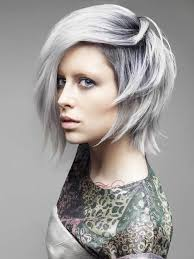 trendy gray hair styles 20162017 trendy grey hair colors and hairstyles best hair color