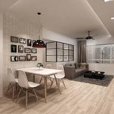 HDB Room K  Buangkok Green Interior Design Singapore - Hdb interior design ideas