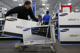best black friday online deals on tvs thanksgiving shopping crowds u0027good not great u0027 online sales strong