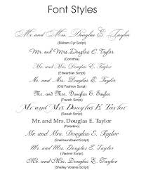 wedding invitations font wedding invitations font new font style list decorations