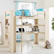 Folding Desk Bed Best 25 Loft Bed Desk Ideas On Pinterest Bunk Pertaining To