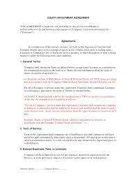 free non disclosure agreement template uk stunning investor agreement contract photos office worker resume cover letter sample investment agreement investment agreement sample investment agreement