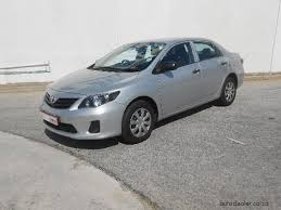 Car Dealers In Port Elizabeth Used Toyota Corolla For Sale In Port Elizabeth Autodealer