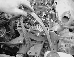 toyota corolla engine noise repair guides engine mechanical timing belt and sprockets